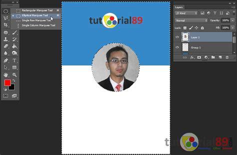 tutorial membuat id card dengan photoshop cara mudah membuat id card dengan photoshop video free