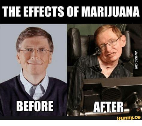Injecting Marijuanas Meme - the effects of marijuana after before efunnyco effect