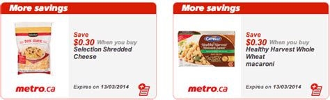 printable grocery coupons ontario metro ontario canada printable grocery coupons march 7