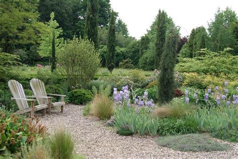 Garten Landschaftsbau Jahnke by Filz Und Garten Kiesgarten Im Hortus Janke Gardens