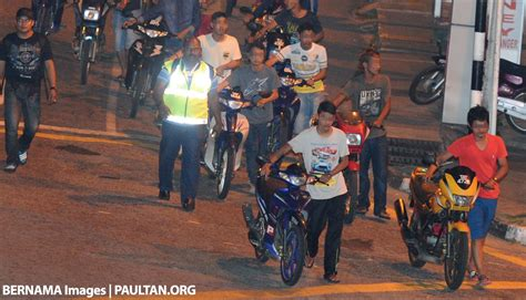 Mat Rempit Kl by Mat Rempits To Be Removed From Kl Streets