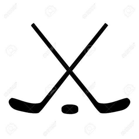 and sticj crossed hockey sticks clipart 101 clip art