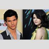 Selena Gomez And Taylor Lautner Kissing   600 x 369 jpeg 35kB