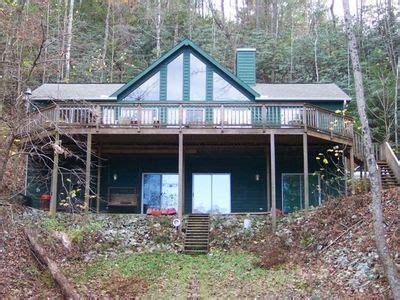 4br cabin vacation rental in lake jocassee south carolina