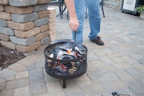 small firepit everyone needs a small pit pit design ideas