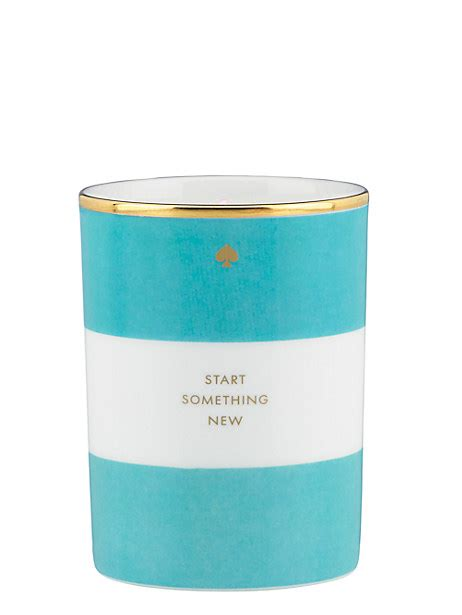Best Scented Candles New York by Start Something New Scented Candle Kate Spade New York