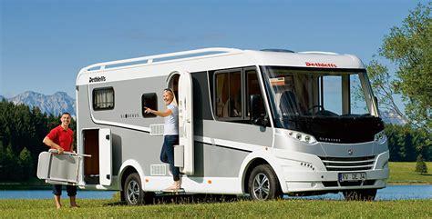 german motor homes dethleffs caravans and motorhomes memorable holidays for