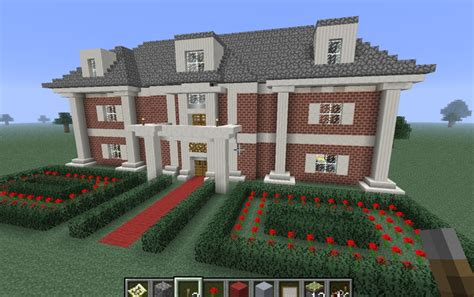 Fancy Minecraft Houses by Vanilla Survival 16 1 7 2 The Alter Ego Vanilla