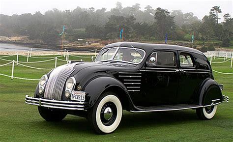 1934 Chrysler Airflow by 1934 Chrysler Airflow Limousine 1931 To 1940