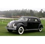 1934 Chrysler Airflow Limousine Very Rare  1931 To 1940