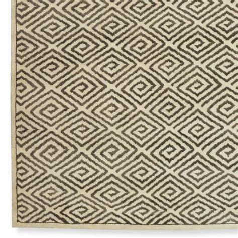 key rug graphic key rug williams sonoma