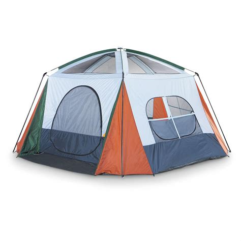 Cottage Tents by Swiss Gear 174 14x14 C Cottage Tent 157041 Cabin Tents