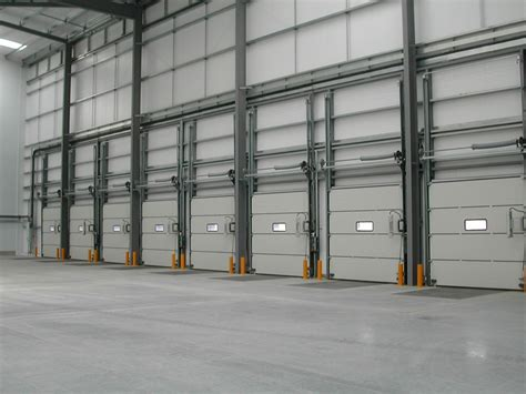 Overhead Sectional Doors Security Doors Iemuk Overhead