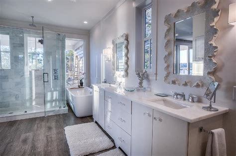 beach cottage bathroom ideas master bathroom design charming modern master bathroom