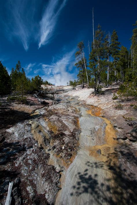 steamboat geyser facts view from the exerda volcanism and a trip to america s