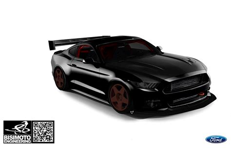 Ford Mustangs Eight Modified 2016 Ford Mustangs Heading To Sema Motor
