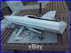 prather rc boats for sale 44 cal craft rc model boat mono hull prather blade and parts