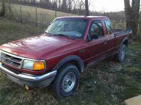 Purchase used 1997 Ford Ranger 4x4 5 Speed Manual Hubs