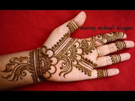 henna tattoo kaki henna mehndi simple designs kaki makedes
