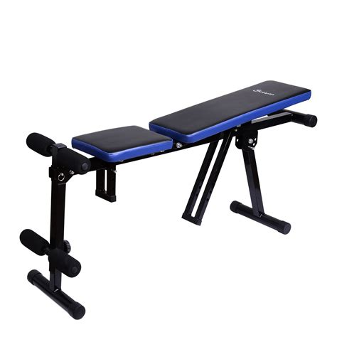 lifting benches dumbell weight lifting bench aosom ca