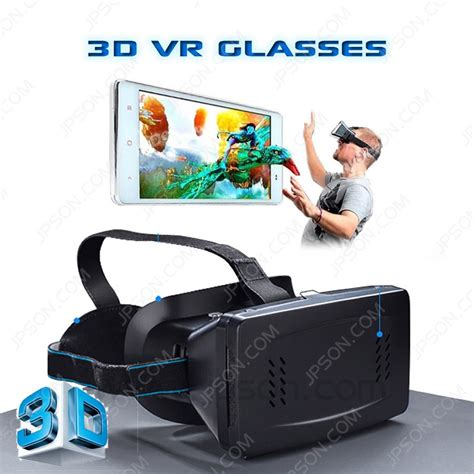 3d Vr Cardboard Plastic 3d vr glasses reality mount plastic version