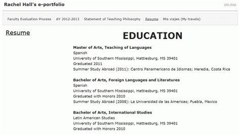 education section in resume exles educational background resume best resume collection