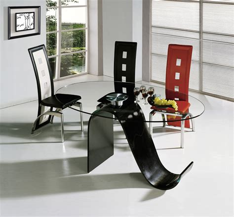 Trendy Dining Tables Glass Top Modern Dining Tables For Trendy Homes Decozilla