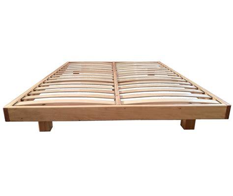 letto doghe letto a doghe giapponese artigianale ukiyo doghe