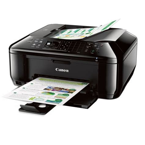 Canon Printer And Scanner canon pixma mx522 wireless color photo printer with