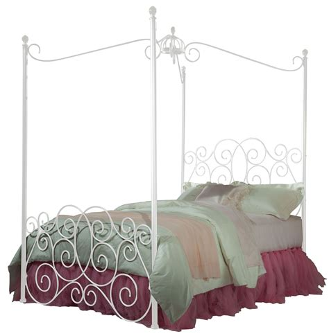 white canopy bed full princess white full metal canopy bed 900 33 34 36 standard furniture
