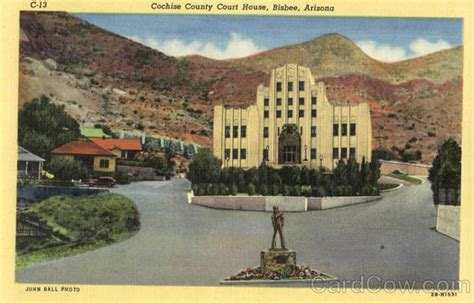 Cochise County Search Cochise County Court House Bisbee Az