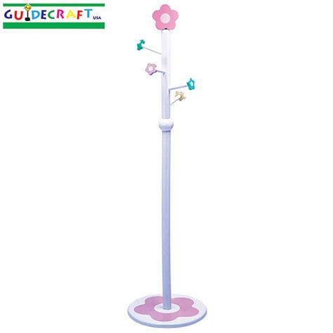Childrens Coat Rack by Guidecraft Clothes Stand Coat Rack Childrens
