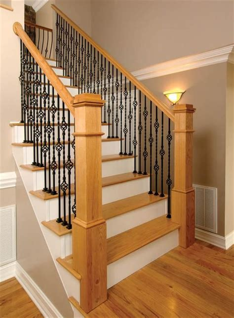 staircase banister parts stairs inspiring wood stair parts ez stairs brackets