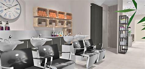 relooking salon de coiffure indus vintage