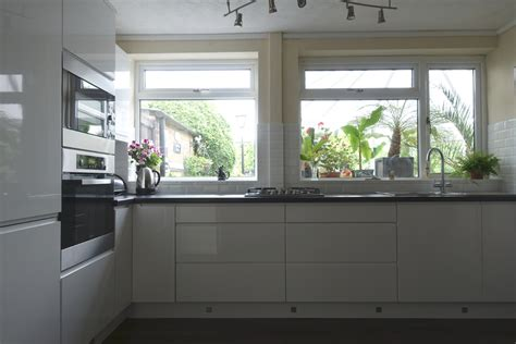 premier kitchen cabinets uk the rising trend of white gloss kitchens premier blog