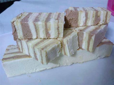 1 Kotak Cheese 6 resipi kek lapis cheese tanpa perlu dibakar