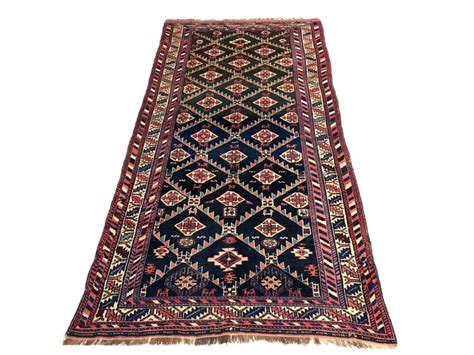 tapis d orient fait kazak akstafa ancien 300x150 cm vers 1930 catawiki