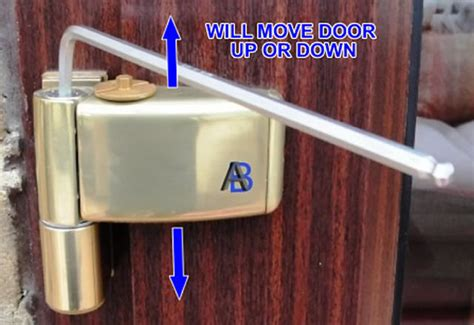 Ask A Builder Adjusting Double Glazed Doors Adjusting Patio Door Hinges