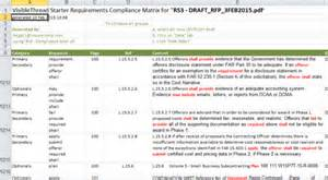 compliance matrix 101 3 new ways to improve yours