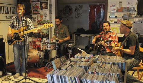 Local Records Ultra Local Records Poblenou District Poblenou District