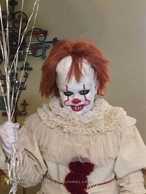 homemade pennywise  costume