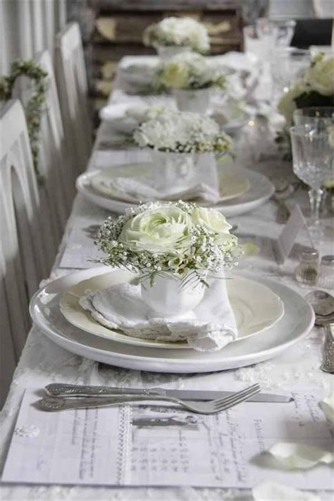 beautiful elegant table settings pictures 25 best ideas about white table settings on pinterest