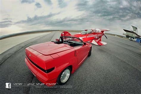 Alfa Romeo Roadster by Alfa Romeo Rz Roadster By Vilner Foto Allaguida
