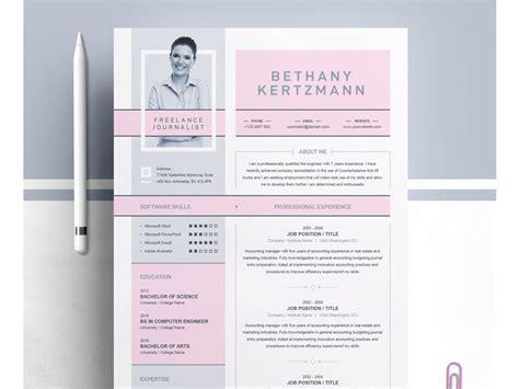 cool creative cv resume design  resume templates