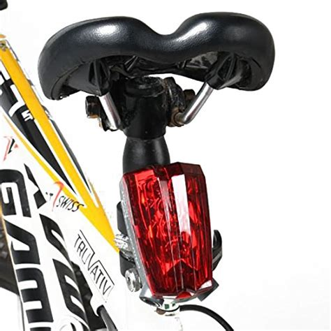 Small Colorful Bicycle Taillights Safety Light Lu Sepeda lotfancy bike light bicycle rear light for