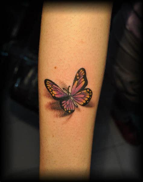 tatuaggi sedere farfalla by i colori dell anima