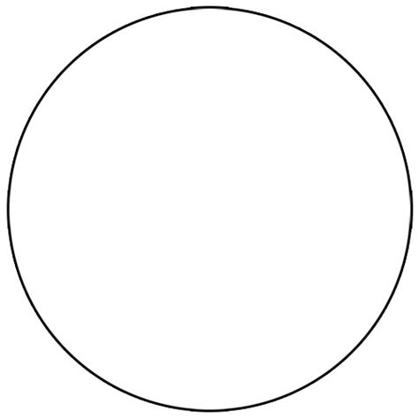 Circle Black Outline by Circle Outline Black Images