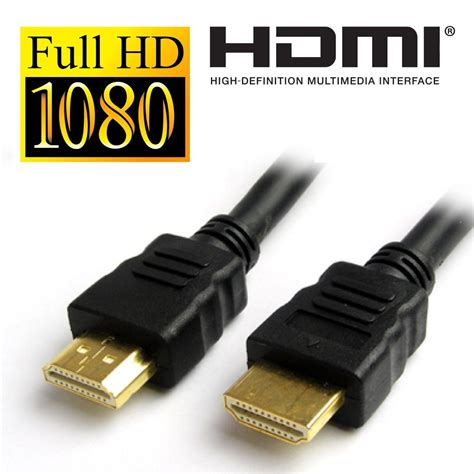 Cable Hdmi To Hdmi Poin 14 cabo hdmi 1 4 high speed hd 1080 4k tv 3d 3