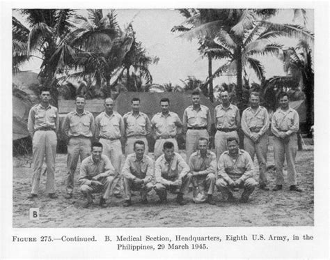 section 8 army office of medical history activities of medical consultants