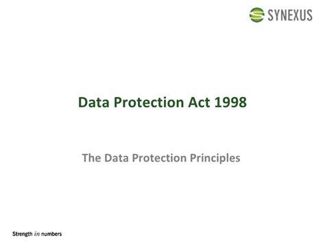 section 10 data protection act data protection act